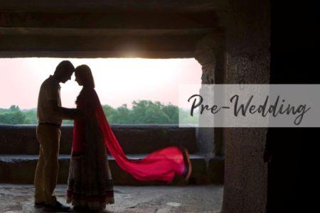 Pre wedding banner